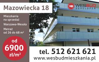 Mazowiecka 18