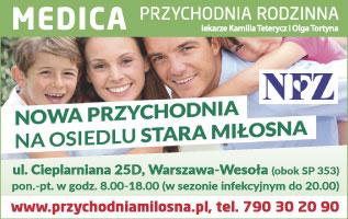 Przychodnia Rodzinna Medica