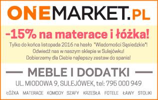One Market (meble z Sulej�wka)