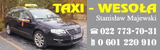 Taxi Weso�a