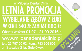 Dental Clinic wybielanie